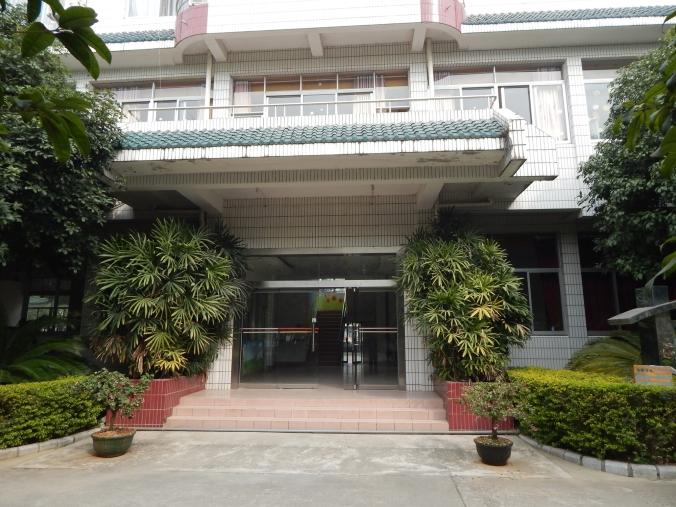 10-classroom building
