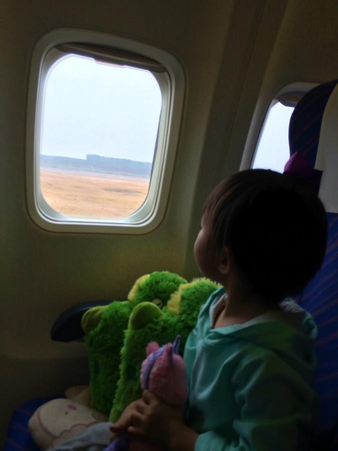 Y-Y leaving Guilin